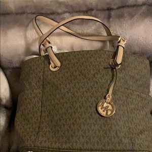 Michael Kors signature tote bag